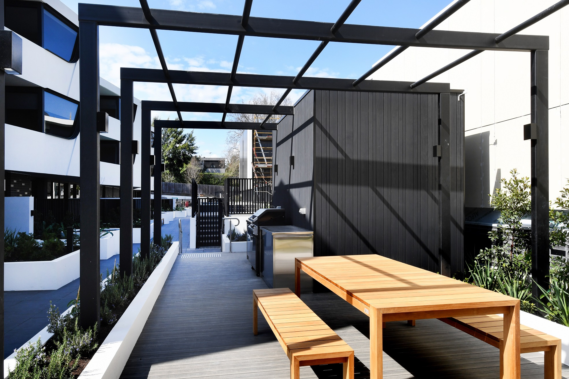 Accoya® chosen for Cantala apartments in Melbourne