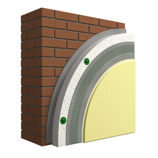 Henkel Ceresit Ceretherm Classic External Wall Insulation System