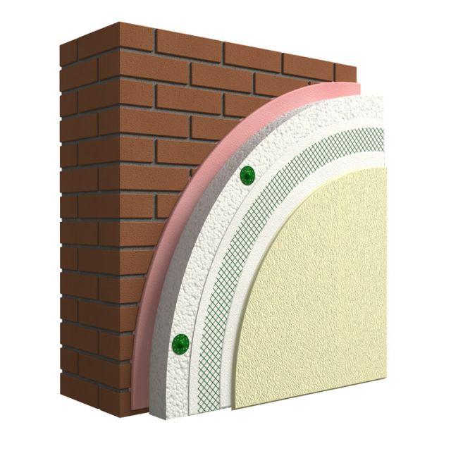 Henkel Ceresit Ceretherm Express External Wall Thermal Insulation System