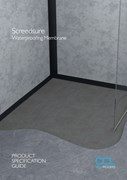 Screedsure Waterproofing Membrane
