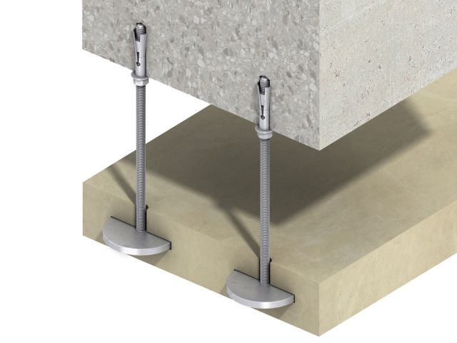 Ancon Soffit Fixing For Stonework Ancon