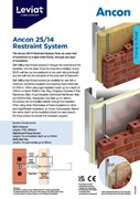 Ancon 25/14 Restraint System