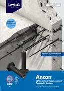 Ancon KSN Anchor Reinforcement Continuity Systems