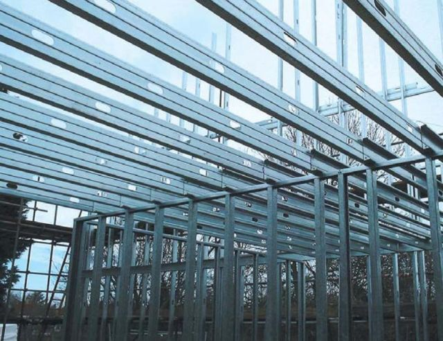 Ayrshire Steel Framing System Ayrshire Metals Ltd