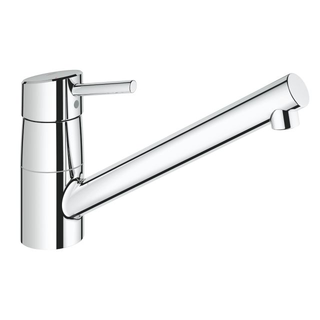 Concetto Single Lever Sink Mixer 1/2""