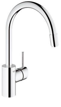 Eurosmart Cosmopolitan Sink Mixer High Spout