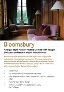 Bloomsbury Collection