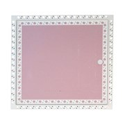 Fire Rated Plasterboard Door Access Panel with Beaded Frame