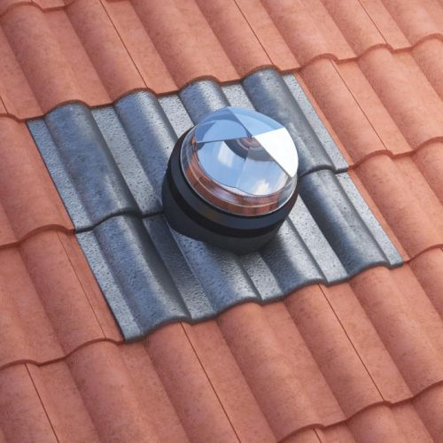 Monodraught Pitched Roof Bold Rolled Tiles Kit