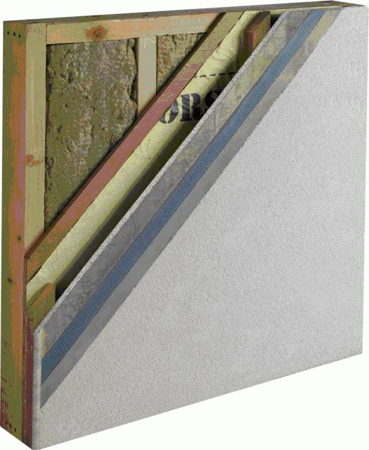 Cement Board MD Finish System™