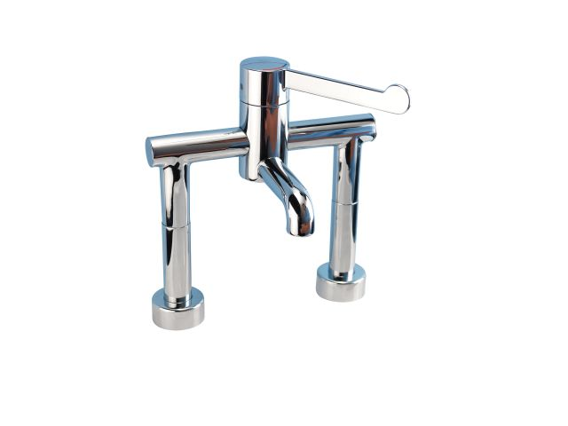 Rada Safetherm Basin Mounted Thermostatic Clinical Tap