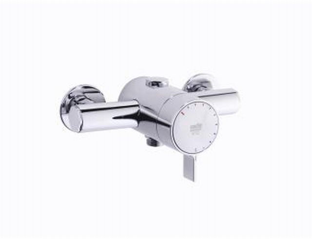 Rada V12 130 Exposed Thermostatic Shower Valve