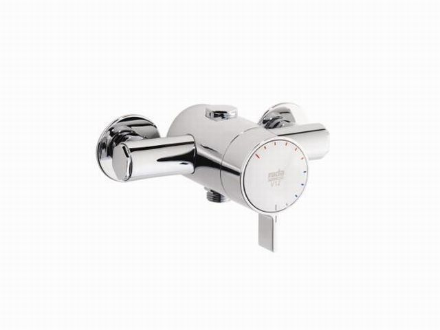 Rada V12 Exposed Thermostatic Shower Valve
