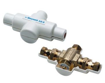 Meynell 15/3 Thermostatic Mixing Valve