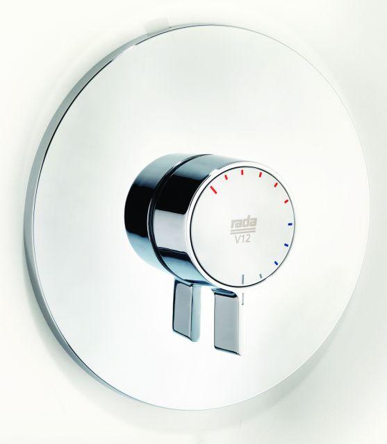Rada V12 Concealed Thermostatic Shower Valve