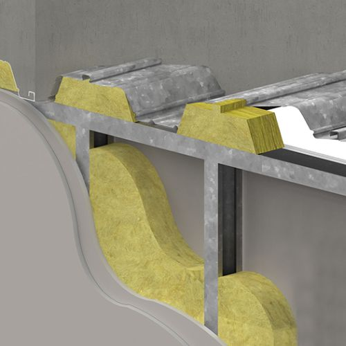 Siderise Tw Firestops For Profiled Decks Formerly