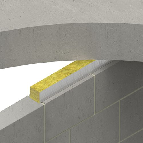 SIDERISE Firestops for Tops of Walls