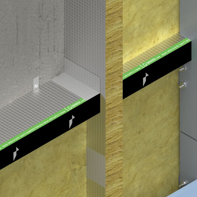 Siderise Rh And Rv Cavity Barriers Siderise Group
