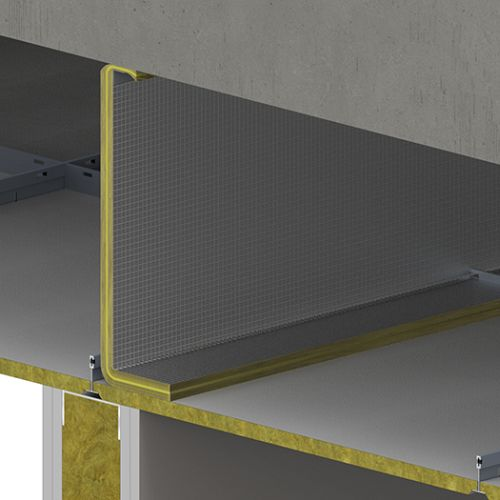 SIDERISE CBX Flexible Acoustic Barriers for Suspended Ceilings (formerly Lamaphon CBX)