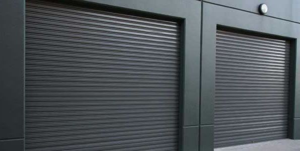 FS Steel Fire Shutter