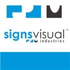 SIGNS VISUAL INDUSTRIES OF NEW YORK, INC. logo