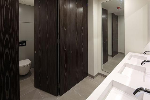 Alto Toilet Cubicle