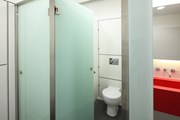 Senza Toilet Cubicle