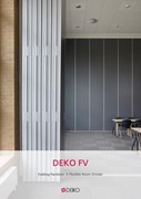 Deko FV - Folding Partition