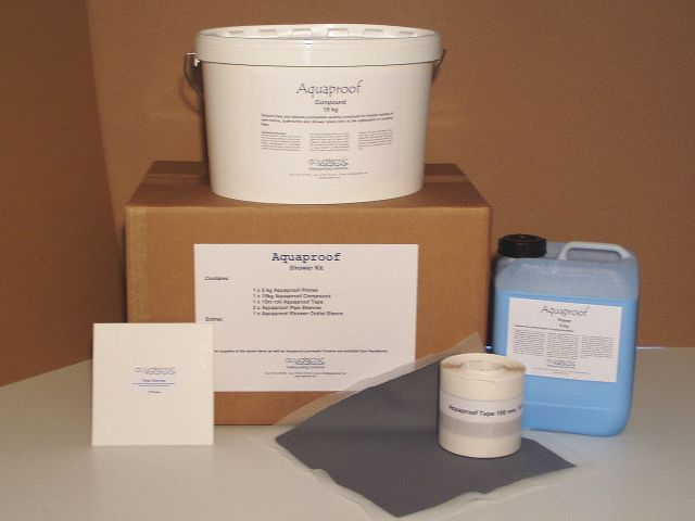 Aquaproof Wetroom Tanking System