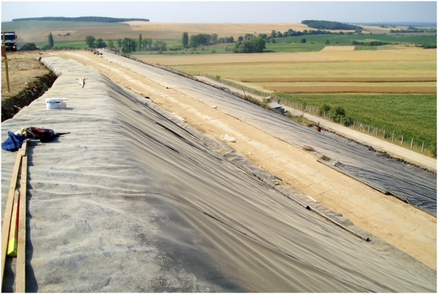 Junifol LLDPE Geomembrane Smooth
