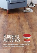 ARDEX Flooring Adhesives Brochure
