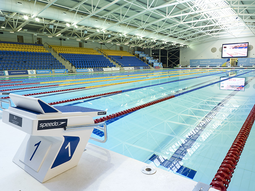 It's a 'race to the finish,' as ARDEX UK complete Commonwealth Games Pool refurbishment in 8 weeks