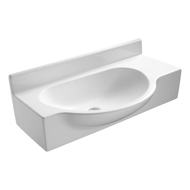 Airside 80cm Wall Mounted Washbasin