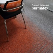 burmatex® 2020-01 Product Catalogue, carpet tiles, carpet planks