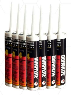 Dufaylite-Fire Protection Silicone Sealant
