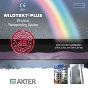 WILOTEKT-PLUS Structural Waterproofing System