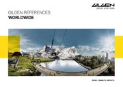 Gilgen World Wide Reference Brochure- Public Service Organisations Projects