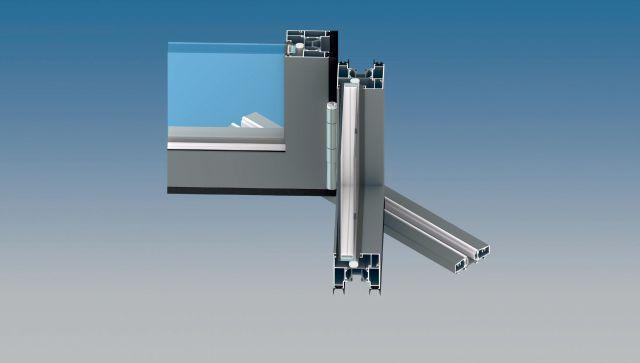 Aa3720 Folding Sliding Door Kawneer Uk Ltd