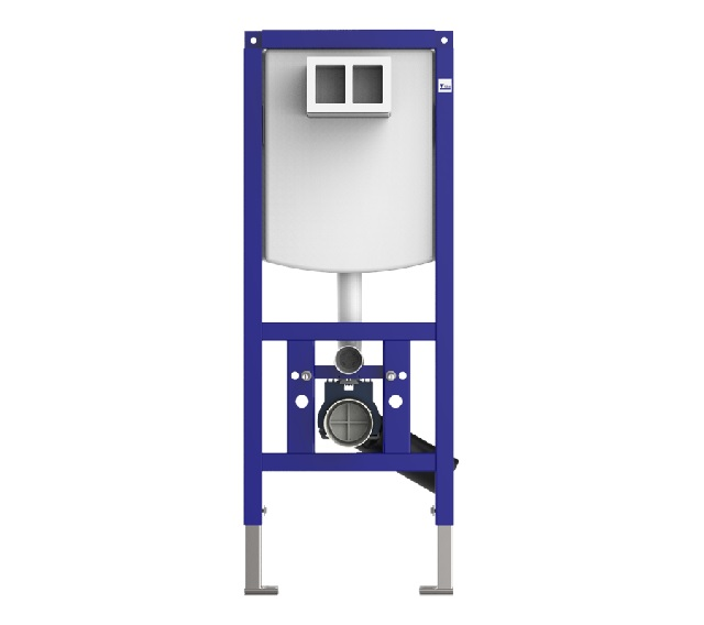 TRM1121 Multikwik Frame for Special Needs Wall Hung WC Pan - Marley