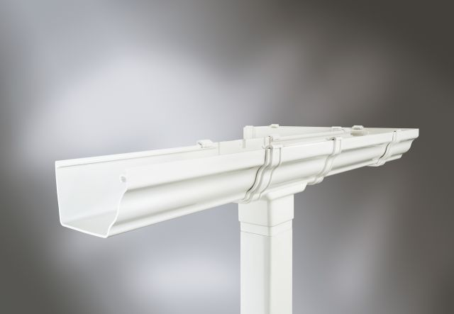 Classic Ogee Style Pvcu Gutter Marley Plumbing Amp Drainage