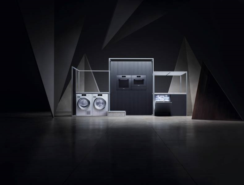 how to clean miele washing machine
