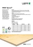WISA-Spruce FR