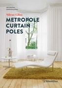 Metropole Decorative Curtain Poles Brochure by Silent Gliss