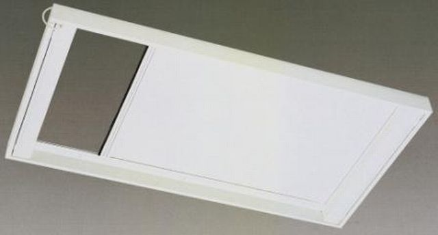 4595 Electric Skylight Dim-Out Roller Blind System