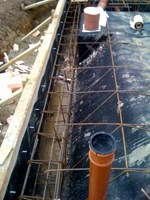 Visqueen Pre Applied Membrane