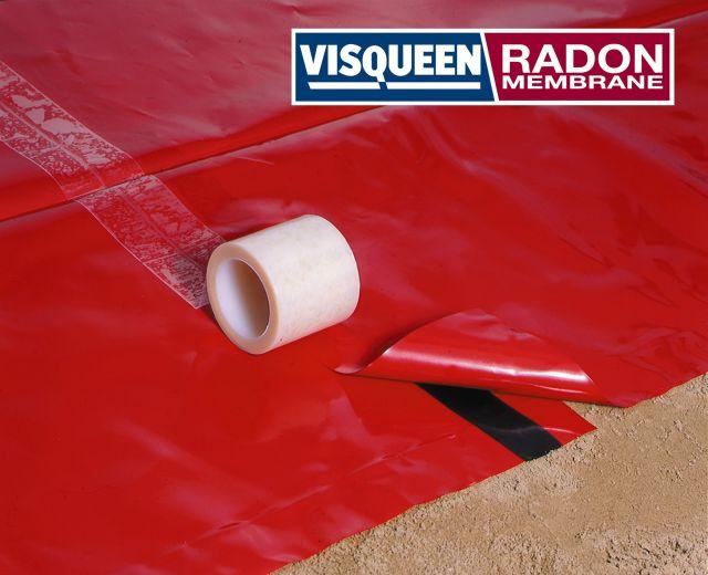 Visqueen Radon Membrane
