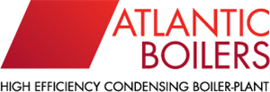 Atlantic Boilers logo.