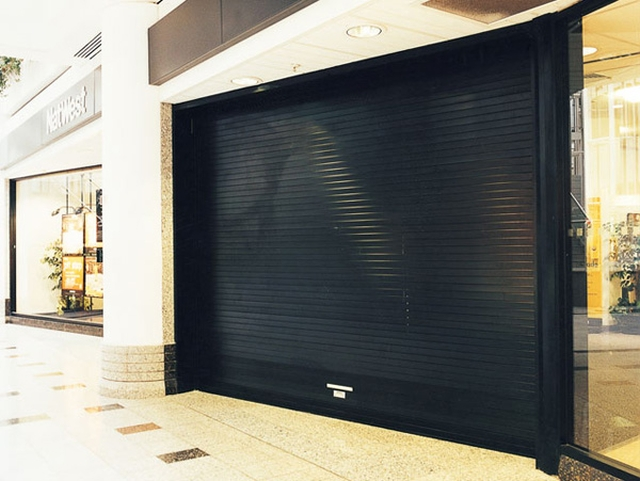 Roller Shutter Alishield F6 Heavy Duty