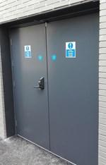 High Security Door Armourdoor AD20