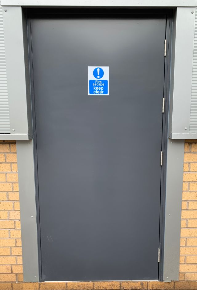 Security Steel Door Armourdoor AD05